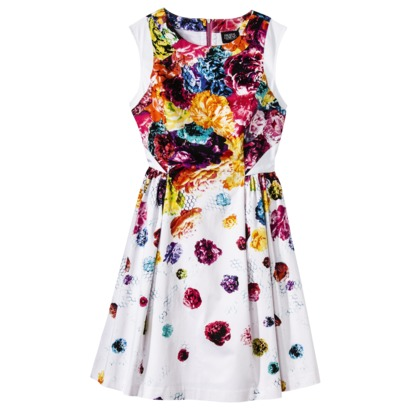 Dress in Floral Crush