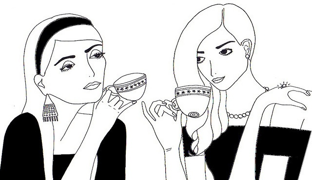 Ladies Who Lunch by Natalie Hughes