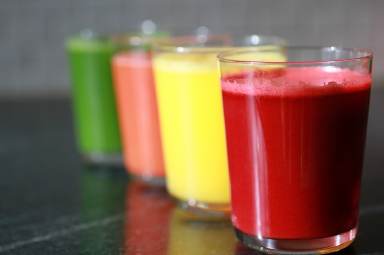 3 day diy juice cleanse