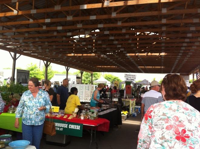 franklin farmers market strawberry festival