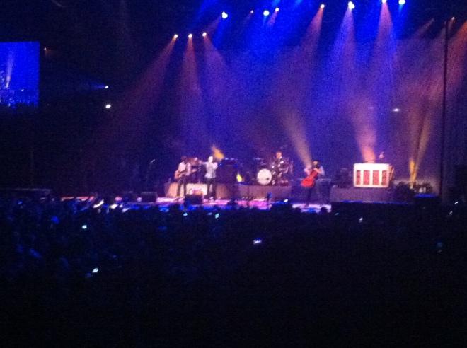 avett brothers concert in nashville