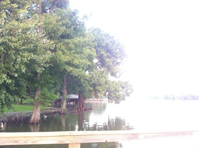 lake in louisiana