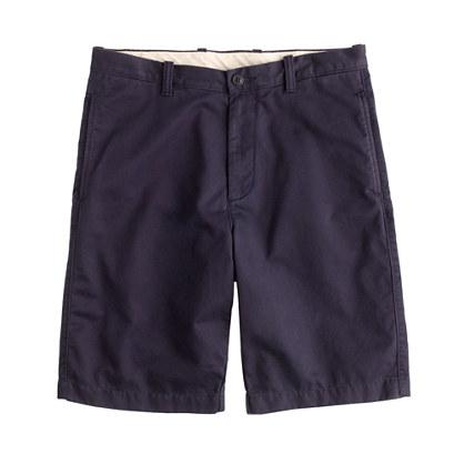 navy chino shorts j crew