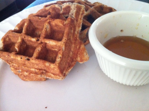 wheat free waffles