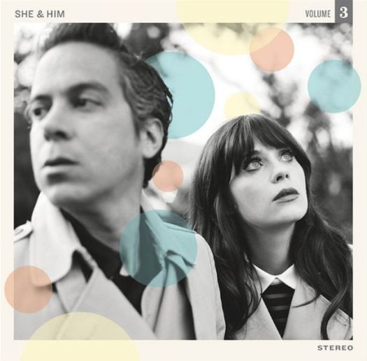 she and him volume 3 album cover