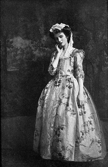 1900s english dress