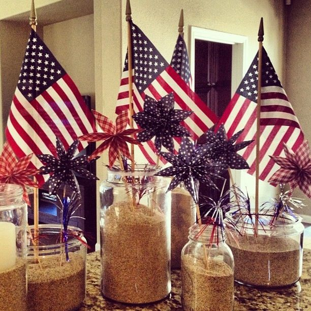 Fourth Of July Tablescapes Delight