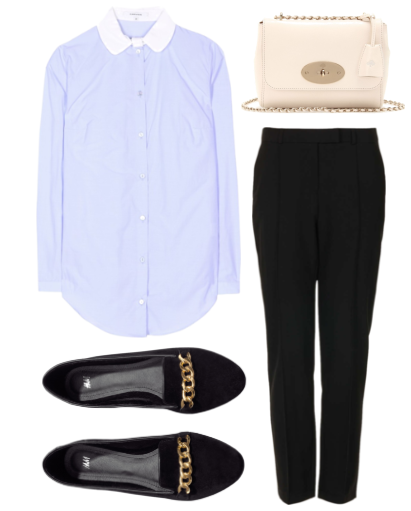 english inspired outfit