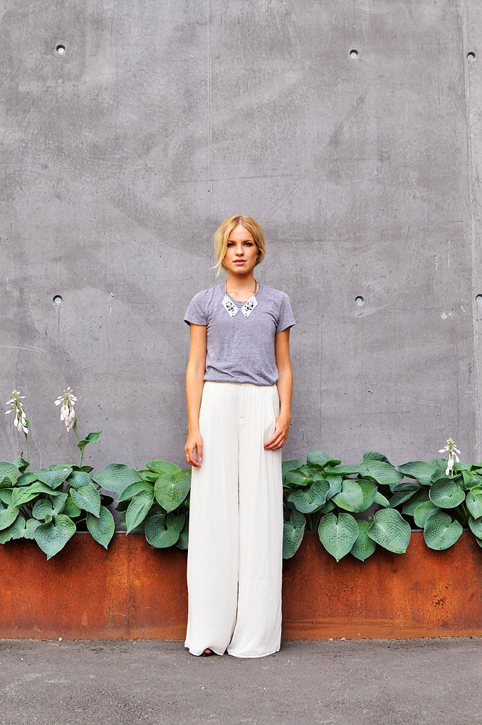 wide leg pants for summer