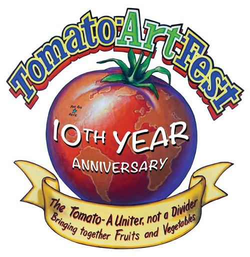 tomato art festival nashville 2013