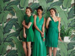 green-bridesmaids