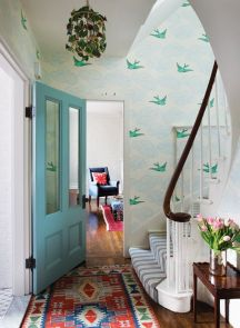 wallpaper-colorful-entryway