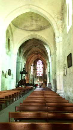 The church boasts add-ons and renovations from three distinct architectural styles: Gothic, Neo-Gothic and Romanesque.