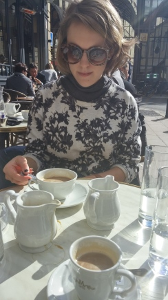 That time I truly felt like a chic French woman...