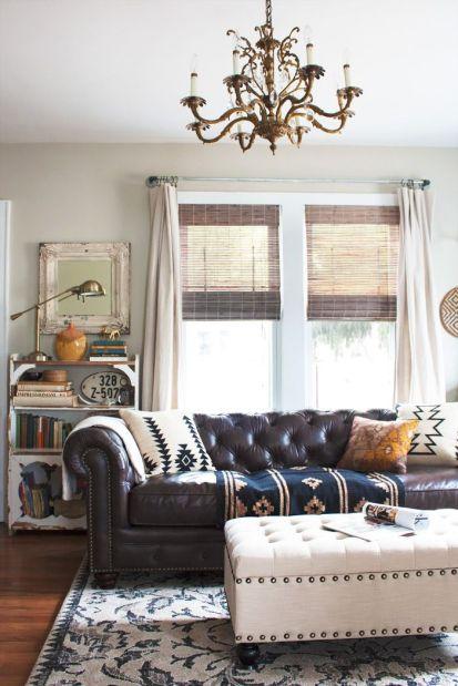 chesterfield sofa inspiration