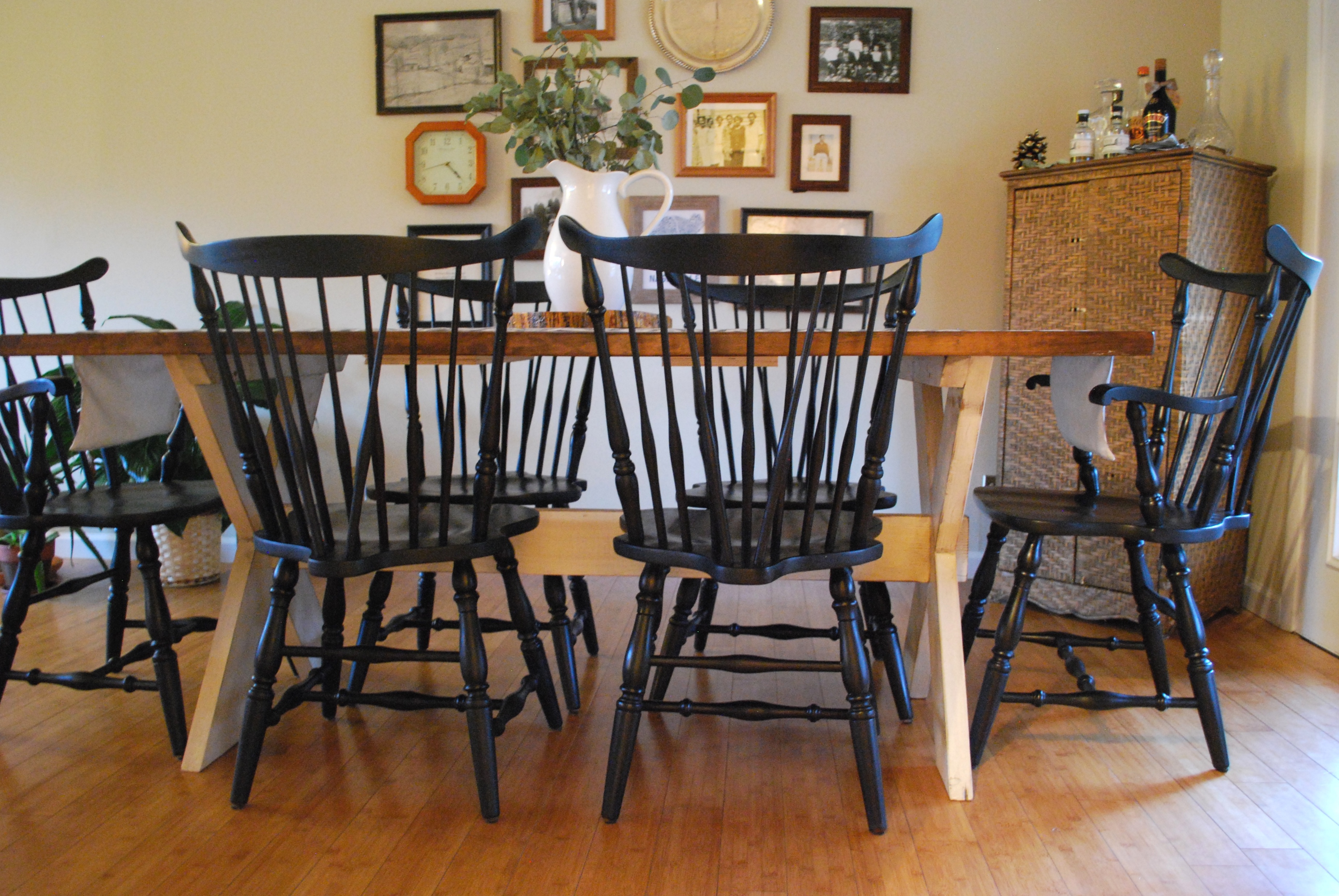 Genial Black Windsor Chairs