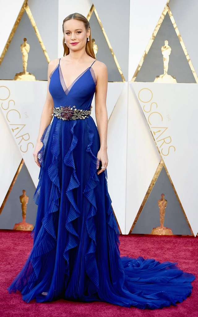 Brie-Larson-Oscars-Red-Carpet-2016