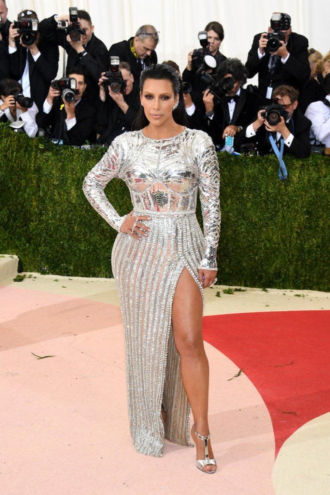 Kim Kardashian Met Gala 2016