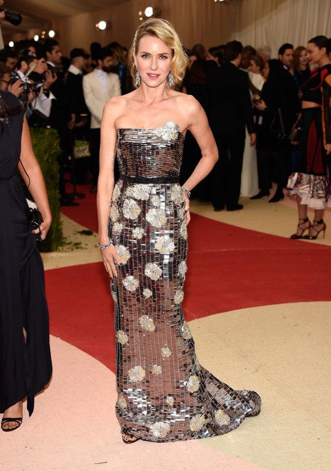 Naomi Watts Met Gala 2016