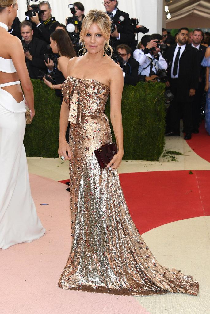 Sienna Miller Met Gala 2016